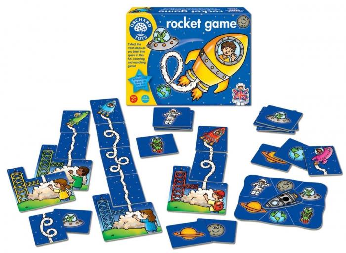 Racheta / ROCKET GAME 1