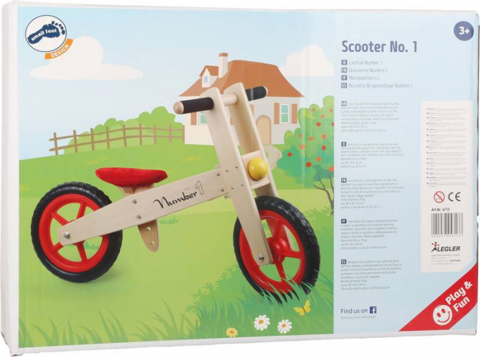 Scooter No.1 - Legler 1