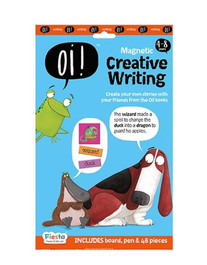 Joc educativ magnetic Scriere Creativa / Oi ! Creative Writing [0]