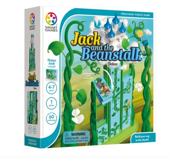 Joc Jack and the beanstalk [0]