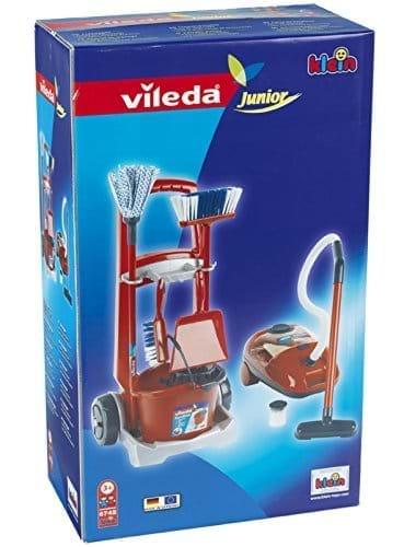 Set carucior pentru menaj si aspirator Vileda [1]