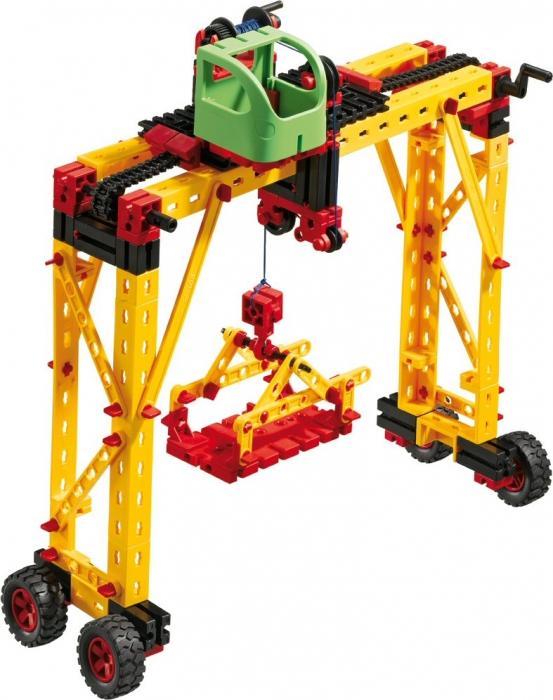 Set constructie ADVANCED Universal 3 - 40 modele 25