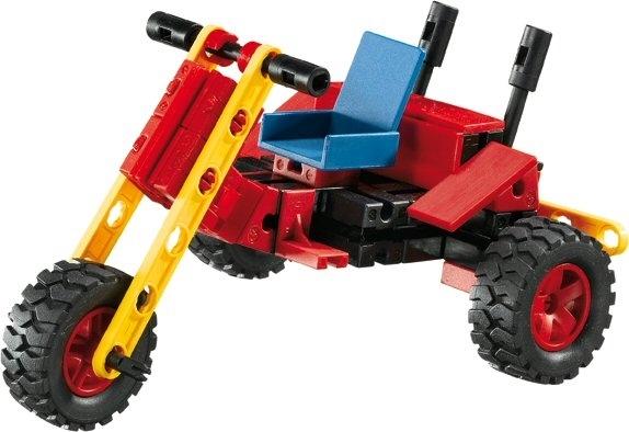 Set constructie ADVANCED Universal 3 - 40 modele 35
