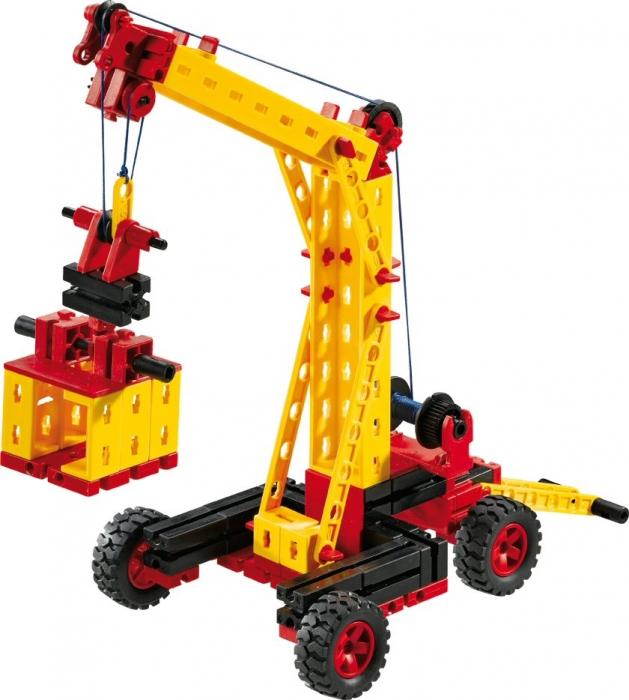 Set constructie ADVANCED Universal 3 - 40 modele 10