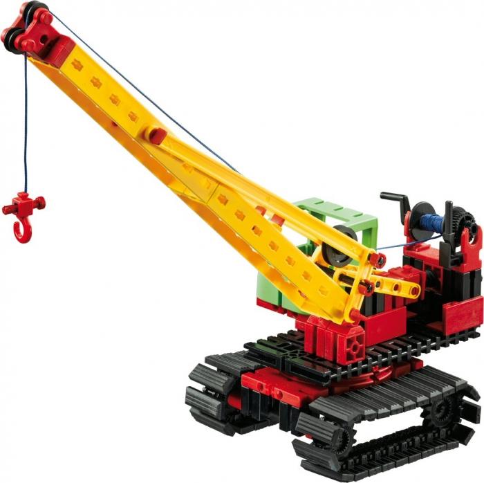 Set constructie ADVANCED Universal 3 - 40 modele 27