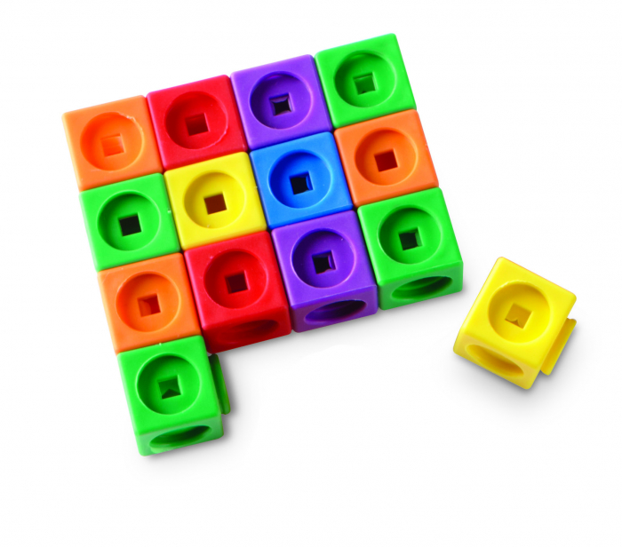 Set constructie Mathlink - joc educativ STEM Learning Resources 1