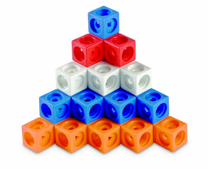 Set constructie Mathlink - joc educativ STEM Learning Resources 2