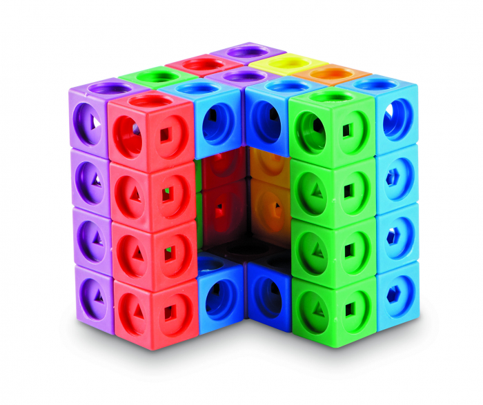Set constructie Mathlink - joc educativ STEM Learning Resources 3