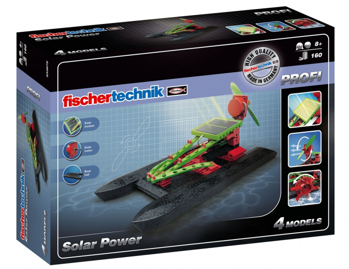 Set constructie PROFI Solar Power - 4 modele 0