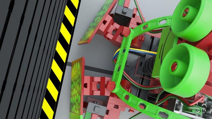 Set constructie ROBOTICS Mini Bots [11]