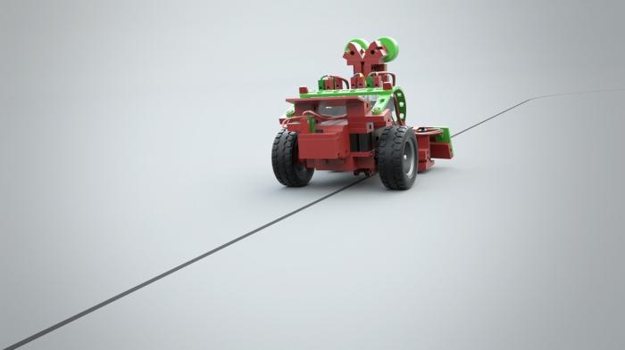 Set constructie ROBOTICS Mini Bots [12]