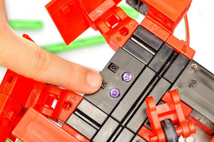 Set constructie ROBOTICS Mini Bots [17]