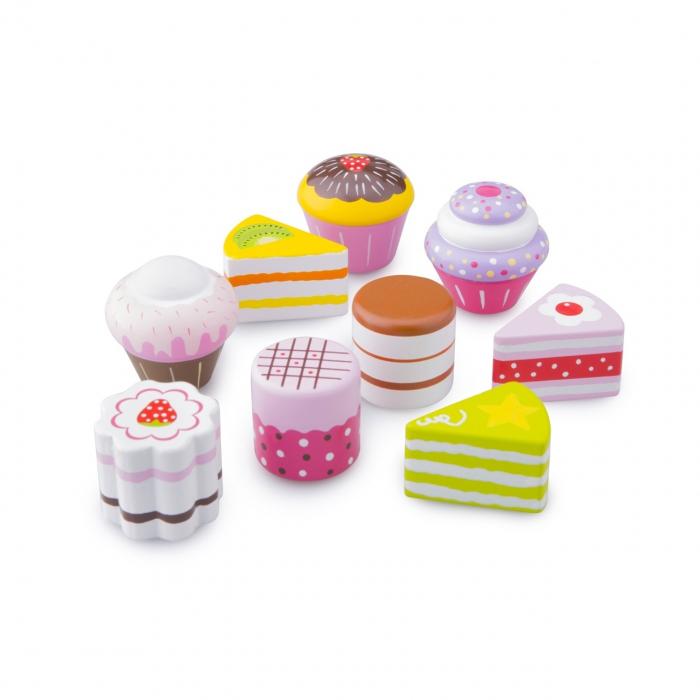 Set de 9 prajituri in cutie de cadou [3]