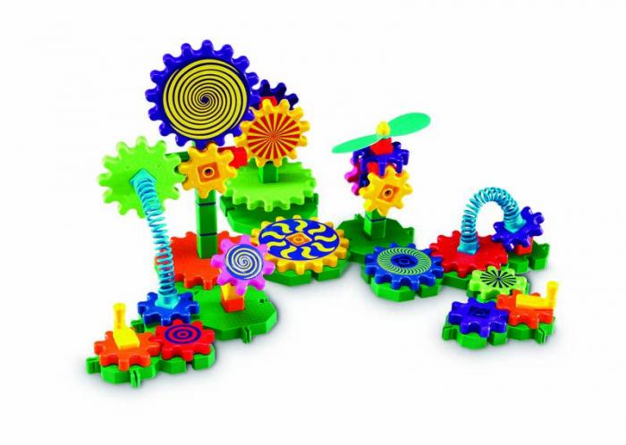 Set de construit Gears! Gears! Gizmos -joc educativ STEM Learning Resources 2