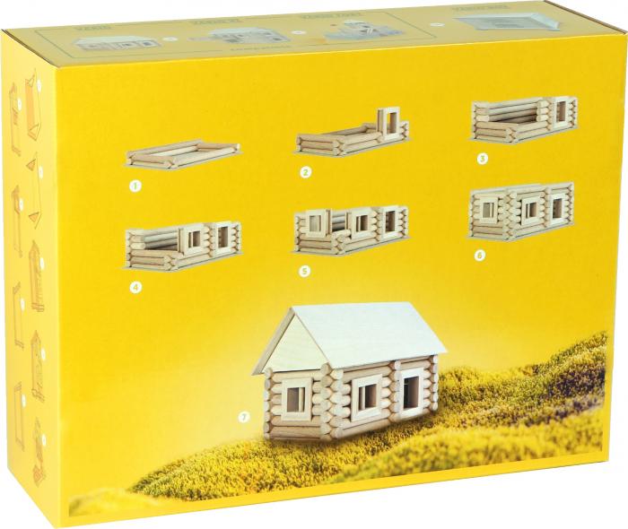 Set de construit Vario 72 piese - joc educativ Walachia 6
