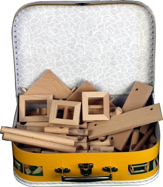 Set de construit Vario caseta 91 piese – joc educativ Walachia 1
