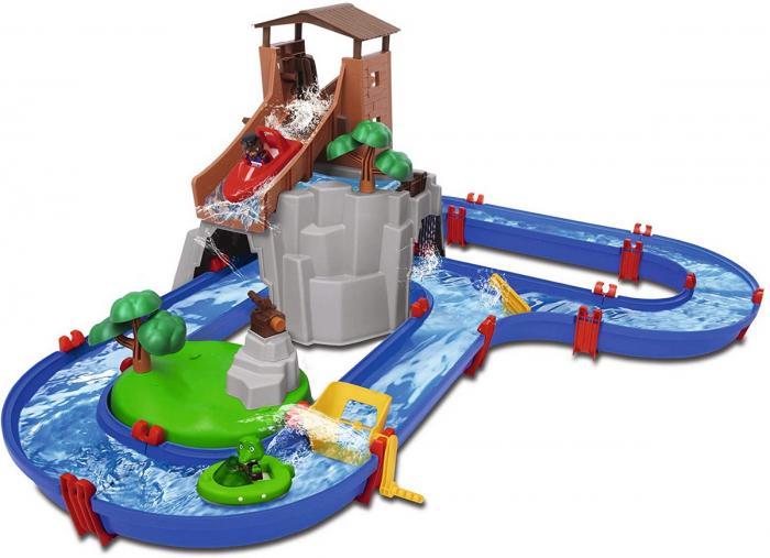 Set de joaca cu apa AquaPlay Adventure Land [0]