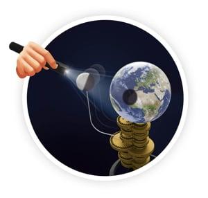 Sistemul Solar Mobil cu 8 planete [5]