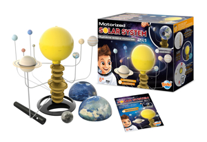 Sistemul Solar Mobil cu 8 planete 1