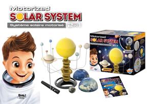 Sistemul Solar Mobil cu 8 planete 2