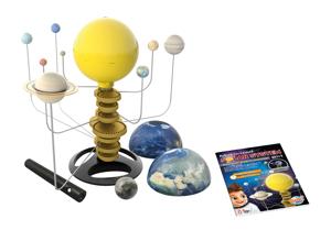 Sistemul Solar Mobil cu 8 planete [3]