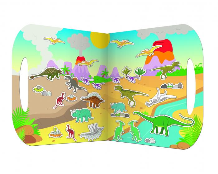 Stickere Dinozauri / Dinosaurs - Fiesta Crafts 0