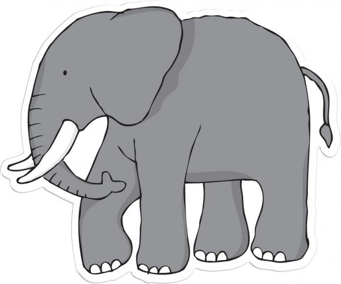 Stickere Safari / Stickabouts Safari 1