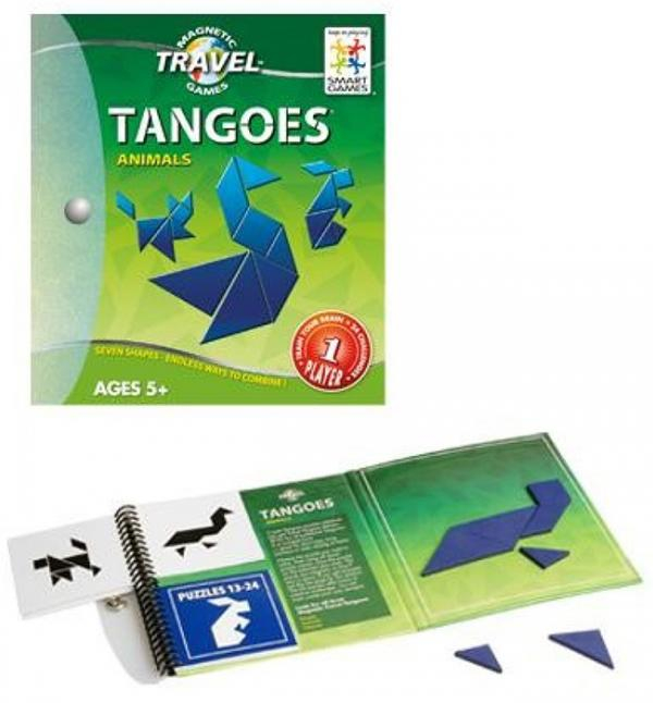 TANGOES ANIMALS 1