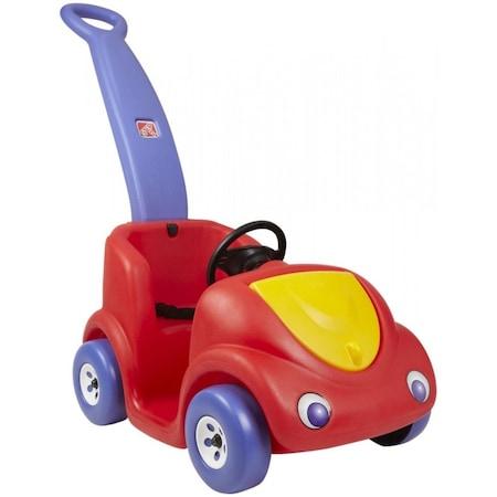 Vehicul Push Around Buggy Rosu [0]