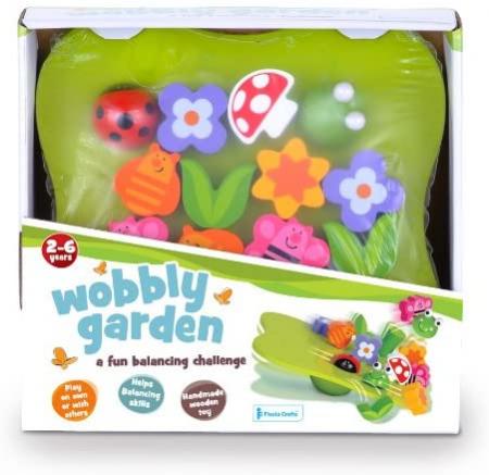 Joc educativ de echilibru Gradina / Wobbly Garden [0]