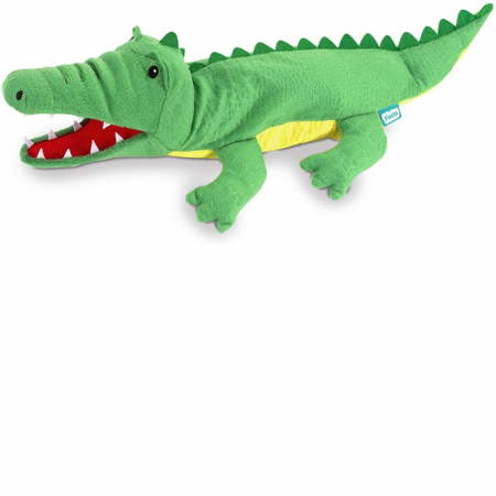 Personaj teatrul de papusi - Crocodilul / Big crocodile puppet3