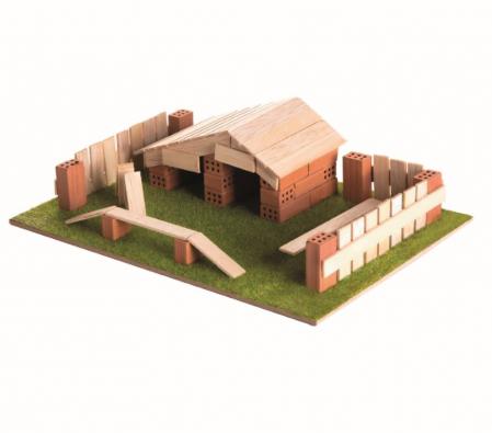 Brick Trick Cotetul pentru caini din caramidute ceramice [2]