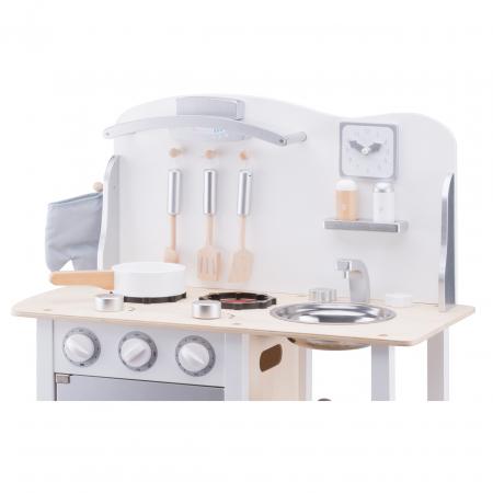 Bucatarie Bon appetit Alb/Argintiu [3]