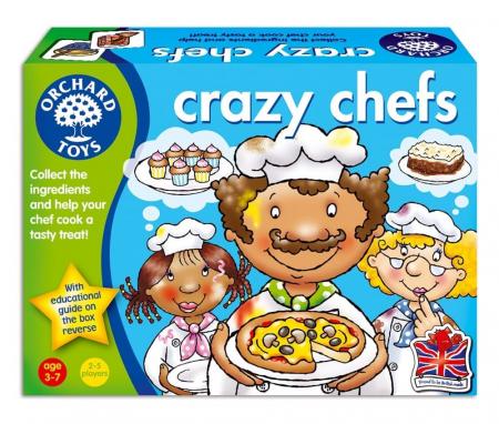Bucatarii nazdravani / CRAZY CHEFS [0]