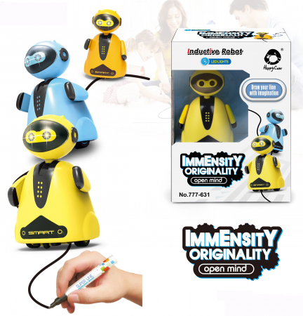 Cadou 5-7 ANI - Invatare Limba Engleza + Robotel Smart Inductiv [3]