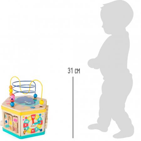 """Cub de activitati """"Soricelul si elefantul"""" - Legler4"""
