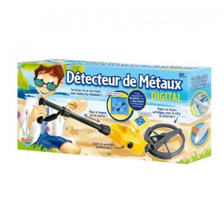 Detector digital de metale0