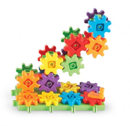Gears!Gears!Primul meu set de construit - Learning Resources2