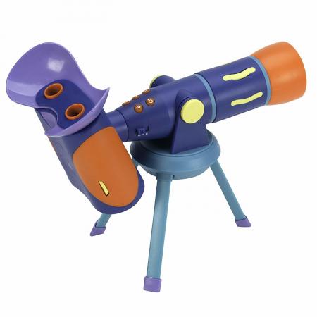 Geosafari - Telescopul vorbitor [7]