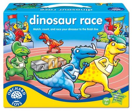 Intrecerea dinozaurilor / Dinosaur Race0