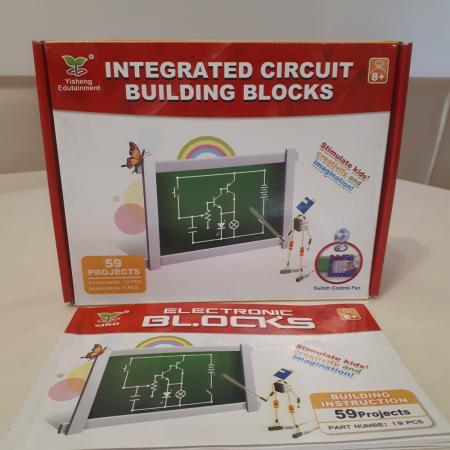 Joc constructie cu circuite integrate 59 proiecte7