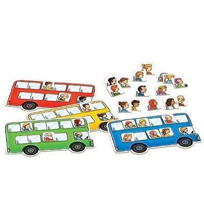 Joc educativ Autobuzul / BUS STOP5
