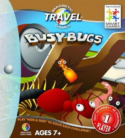 Joc educativ Busy Bugs - Smargames [0]