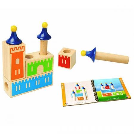 Joc educativ Castle Logix - Smart Games1