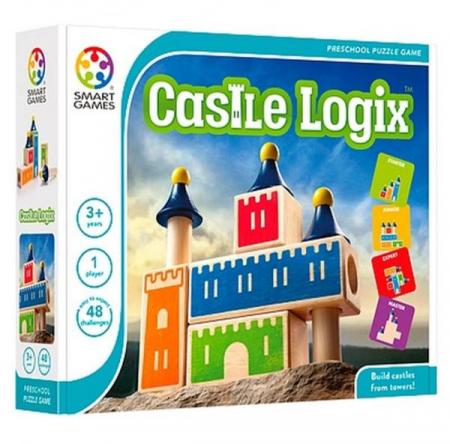 Joc educativ Castle Logix - Smart Games0