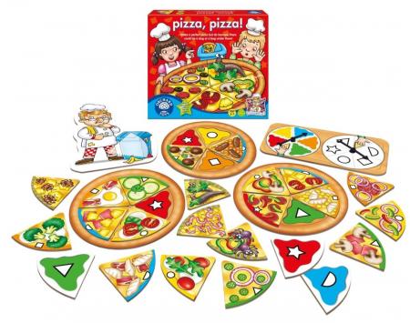 Joc educativ PIZZA PIZZA! [1]