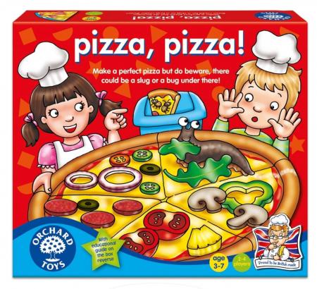 Joc educativ PIZZA PIZZA! [0]