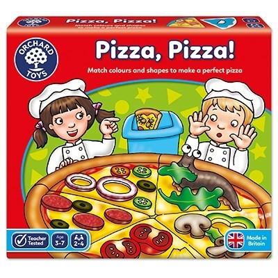 Joc educativ PIZZA PIZZA! [2]