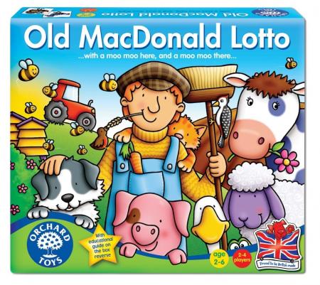 Joc Loto OLD MACDONALD0