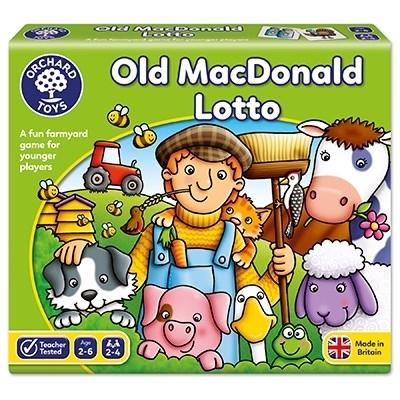 Joc Loto OLD MACDONALD2